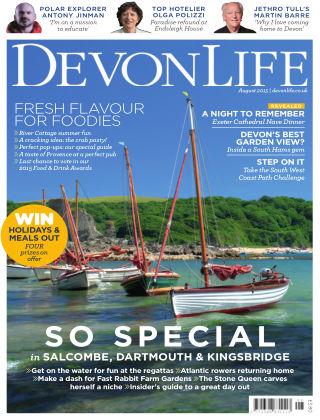 Devon Life August 2015