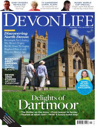 Devon Life September 2015