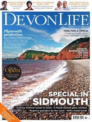 Devon Life October 2015