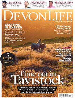 Devon Life November 2015