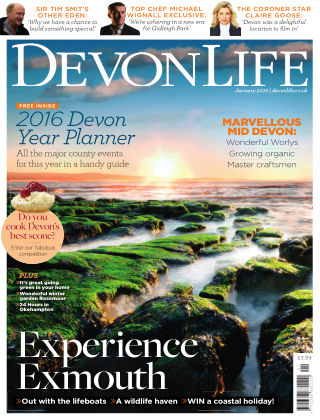 Devon Life January 2016
