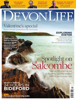 Devon Life February 2016