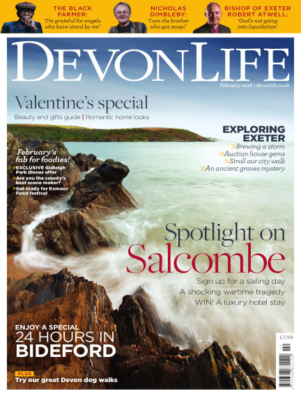 Devon Life January 14, 2016 00:00