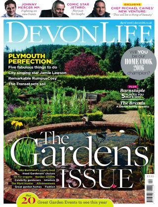 Devon Life April 2016