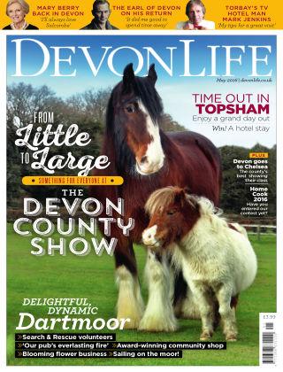 Devon Life May 2016