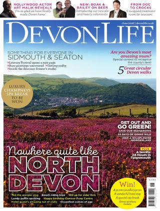 Devon Life June 2016