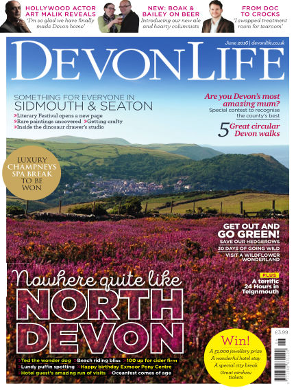 Devon Life May 05, 2016 00:00