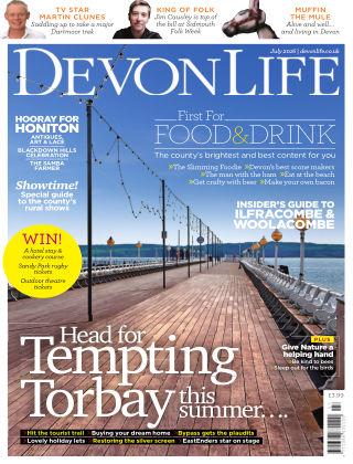 Devon Life July 2016
