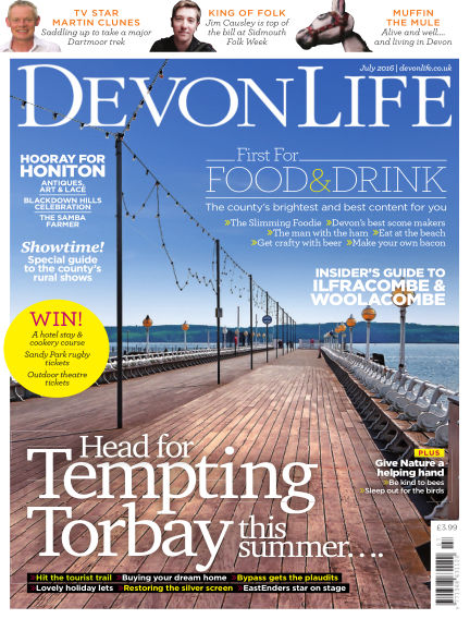 Devon Life June 02, 2016 00:00
