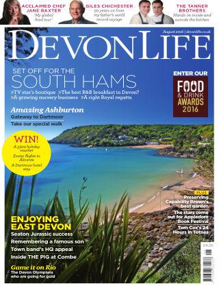 Devon Life August 2016