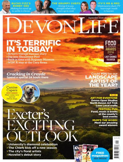 Devon Life August 25, 2016 00:00