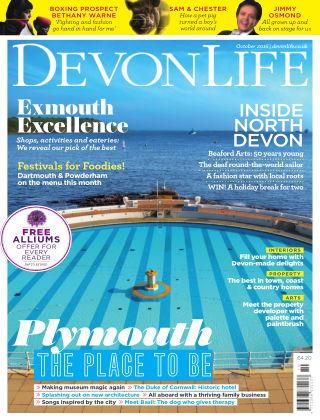 Devon Life October 2016