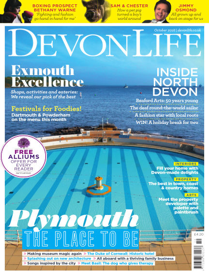Devon Life September 22, 2016 00:00