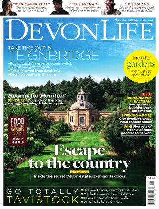 Devon Life November 2016