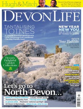 Devon Life January 2017
