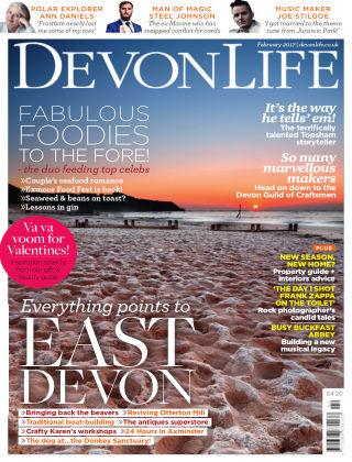 Devon Life February 2017