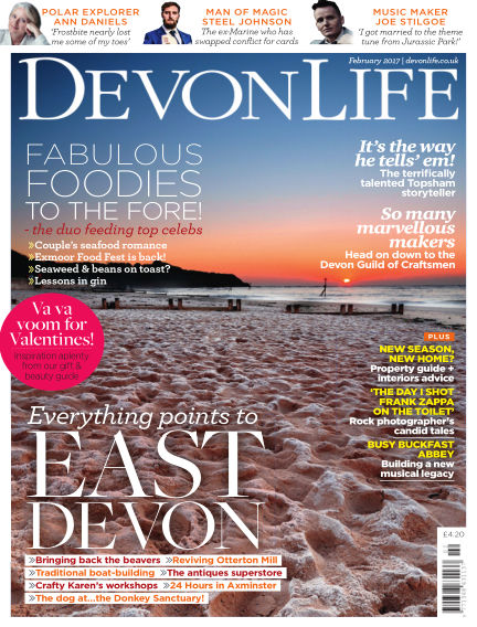 Devon Life January 12, 2017 00:00