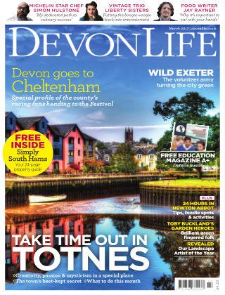 Devon Life March 2017