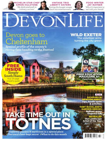 Devon Life February 09, 2017 00:00