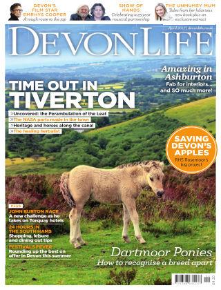 Devon Life April 2017