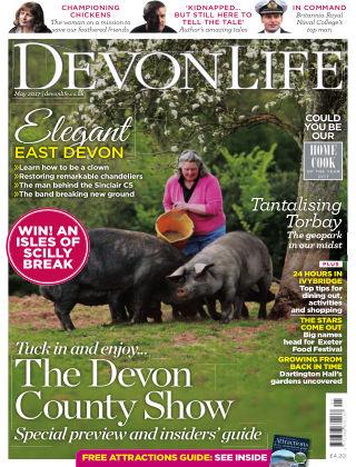 Devon Life May 2017