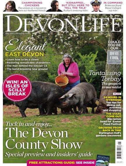 Devon Life April 06, 2017 00:00