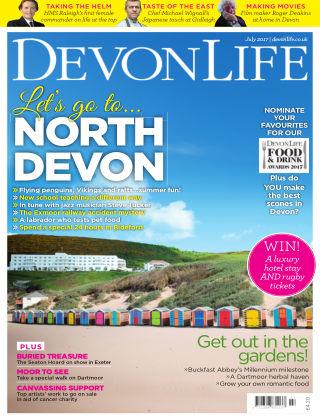 Devon Life July 2017