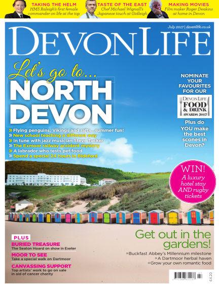 Devon Life June 01, 2017 00:00