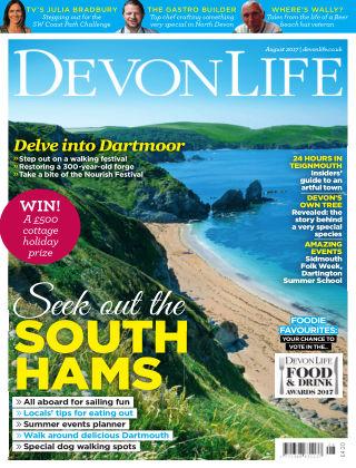 Devon Life August 2017