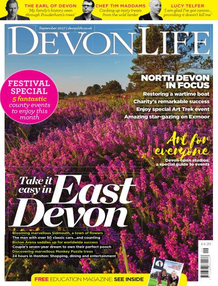 Devon Life August 24, 2017 00:00
