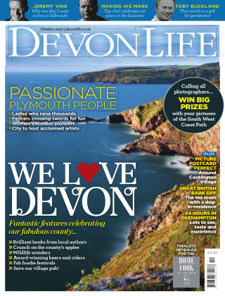 Devon Life October 2017