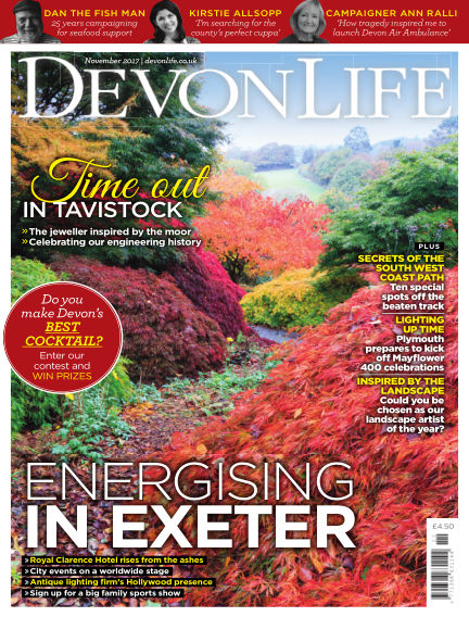 Devon Life October 19, 2017 00:00