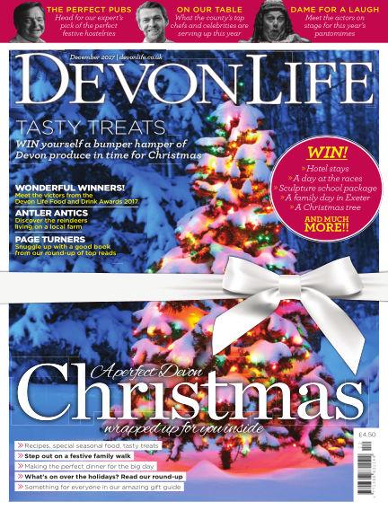Devon Life November 16, 2017 00:00
