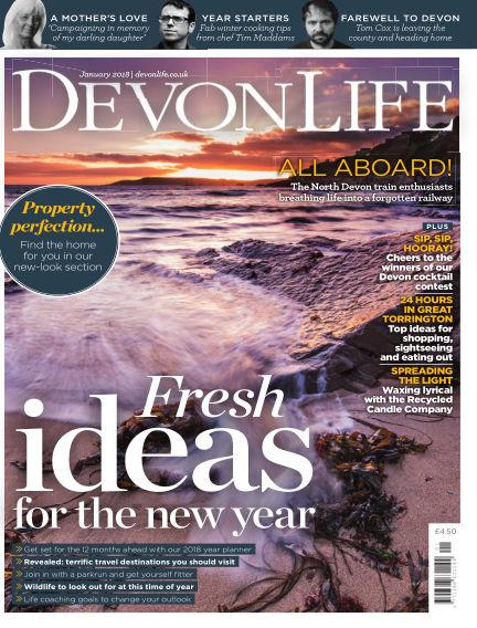 Devon Life December 14, 2017 00:00