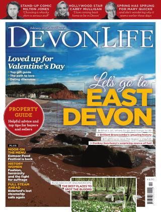 Devon Life February 2018