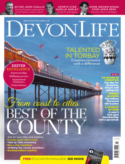 Devon Life February 08, 2018 00:00