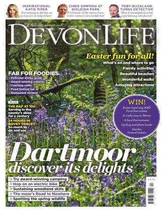 Devon Life April 2018
