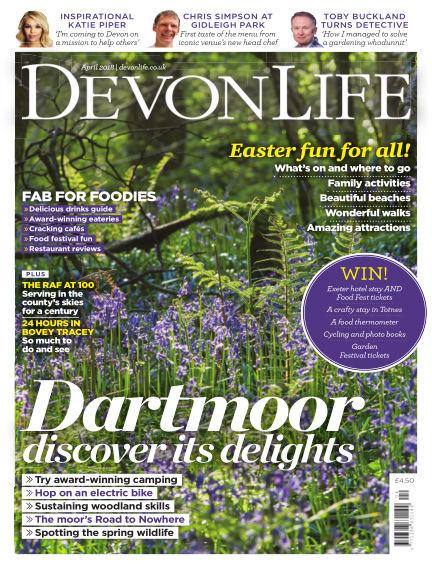 Devon Life March 08, 2018 00:00