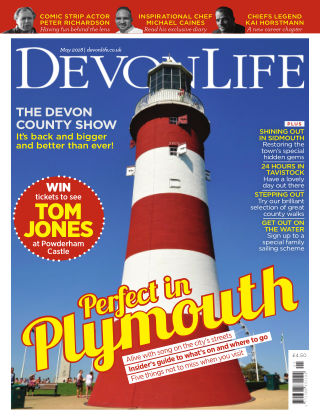 Devon Life May 2018