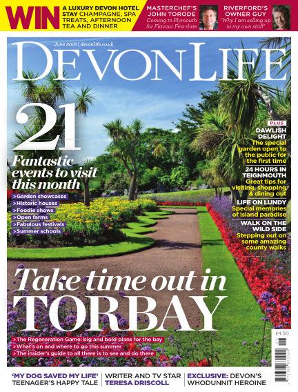 Devon Life May 03, 2018 00:00