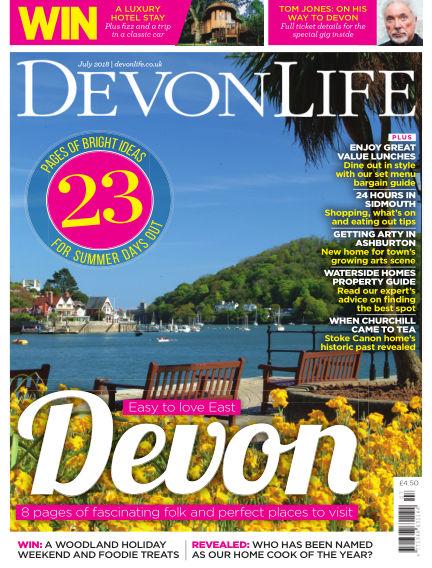 Devon Life May 31, 2018 00:00