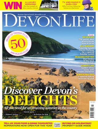 Devon Life Summer Special 2018