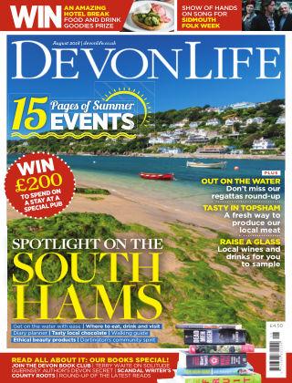 Devon Life August 2018
