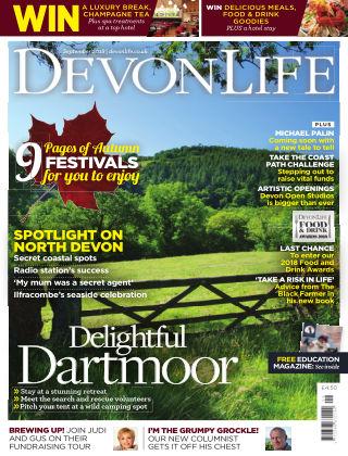 Devon Life September 2018