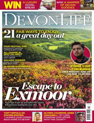 Devon Life October 2018