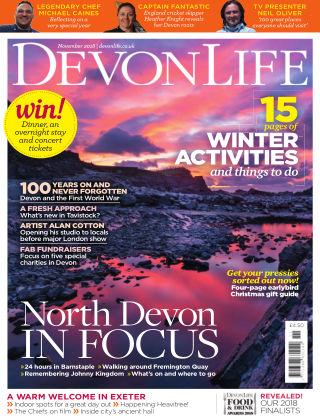 Devon Life November 2018