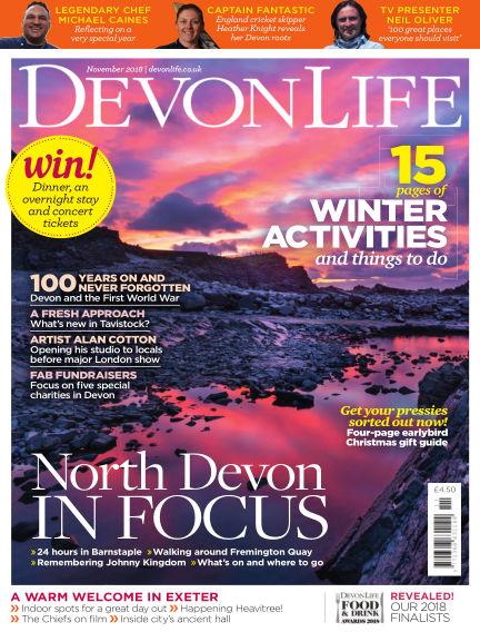 Devon Life October 18, 2018 00:00
