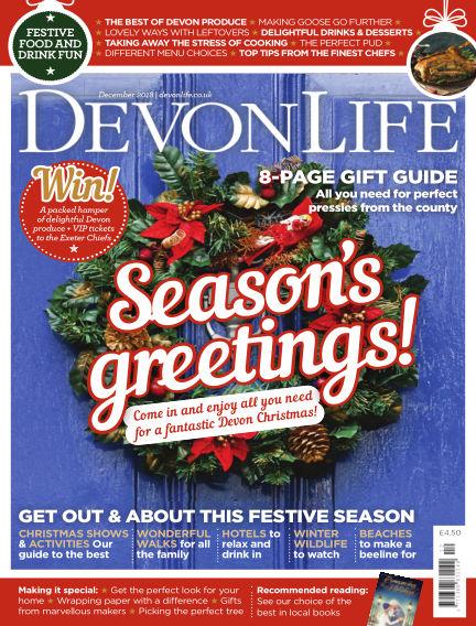 Devon Life November 15, 2018 00:00