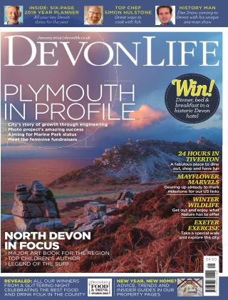 Devon Life January 2019