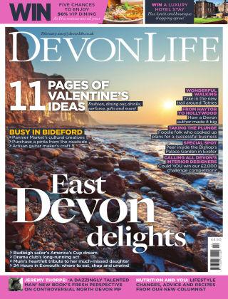 Devon Life February 2019